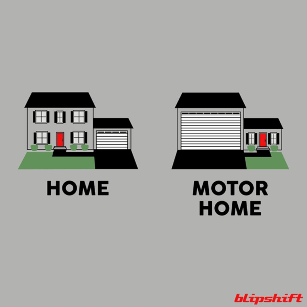 blipshift: HPTV
