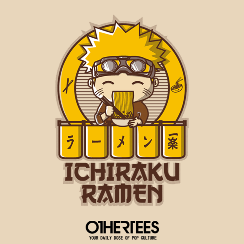 OtherTees: Ichiraku Ramen
