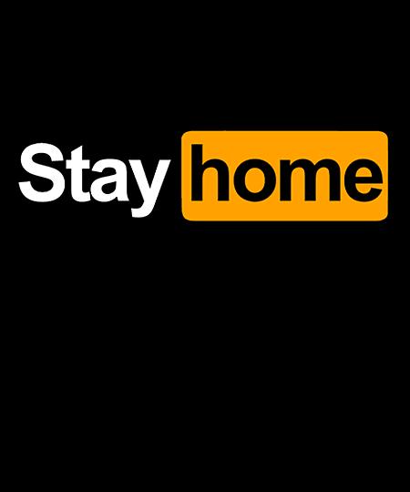 Qwertee: Stay home