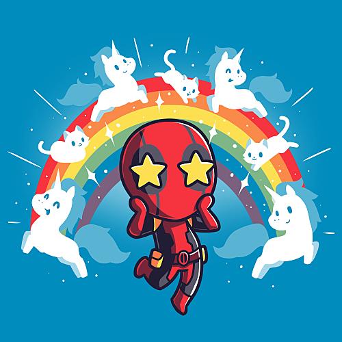 TeeTurtle: OMG Deadpool!