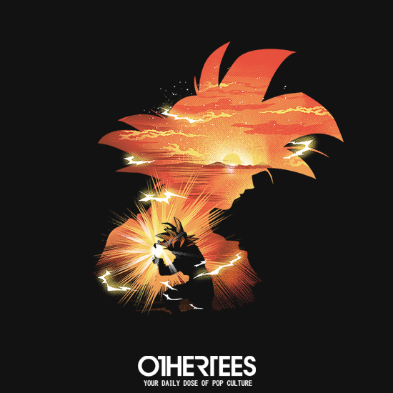 OtherTees: The First Super Saiyan