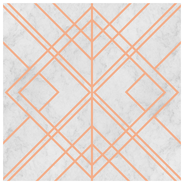 NeatoShop: Art Deco Lines Pattern