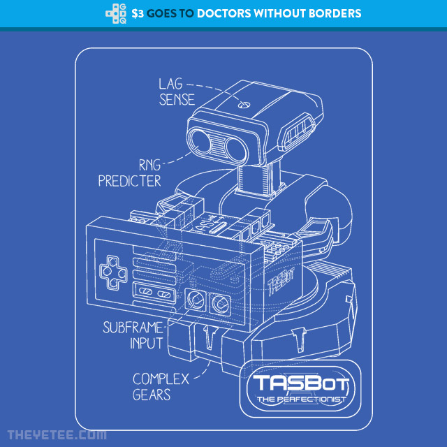 The Yetee: TASBot