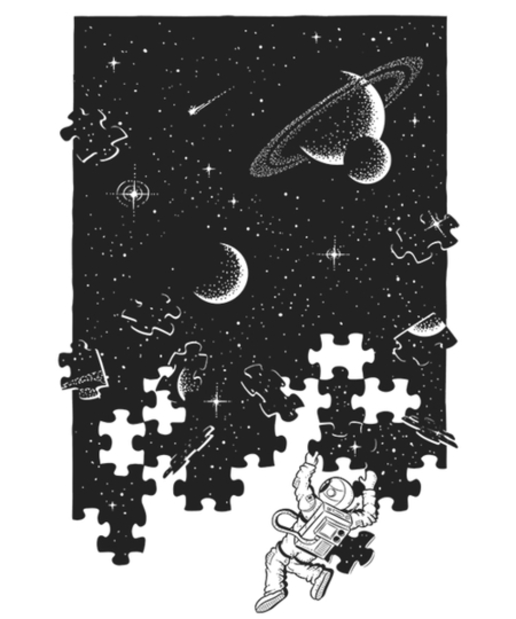 Qwertee: The Universal Puzzle