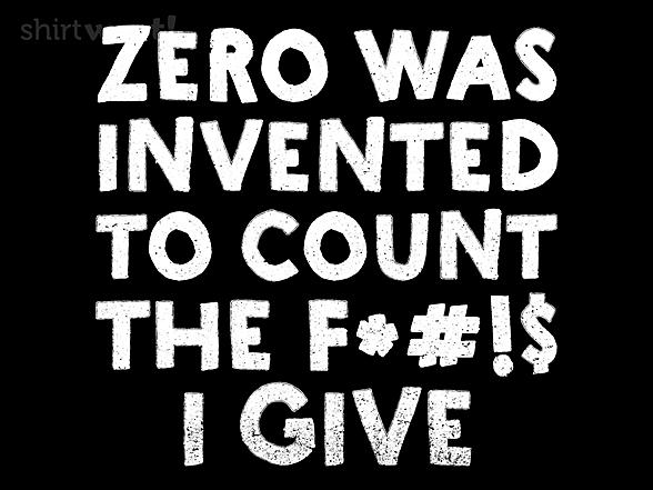 Woot!: The Invention of Zero