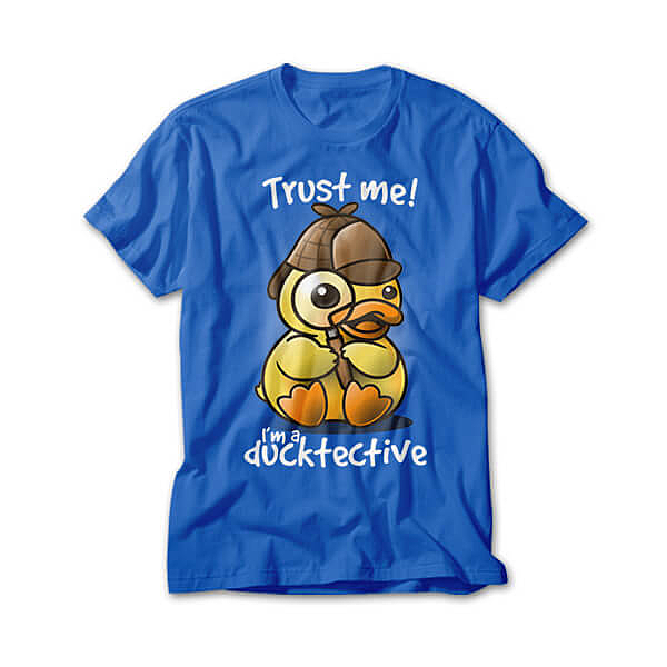 OtherTees: Ducktective