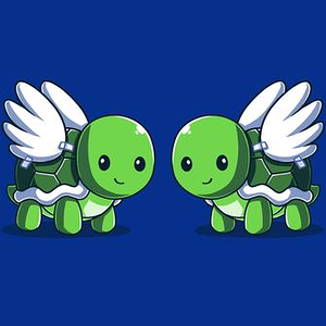 TeeTurtle: Turtle Doves