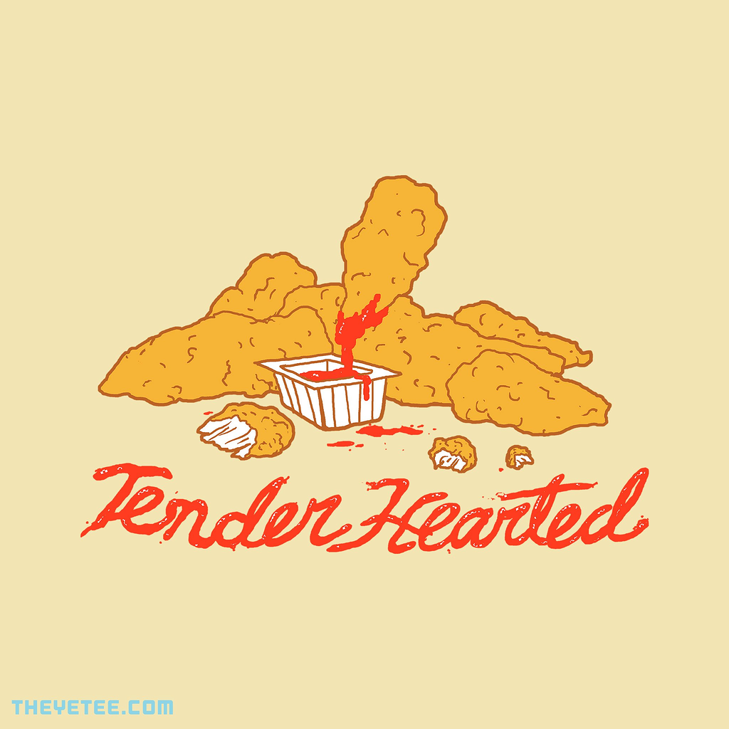 The Yetee: Tender Hearted