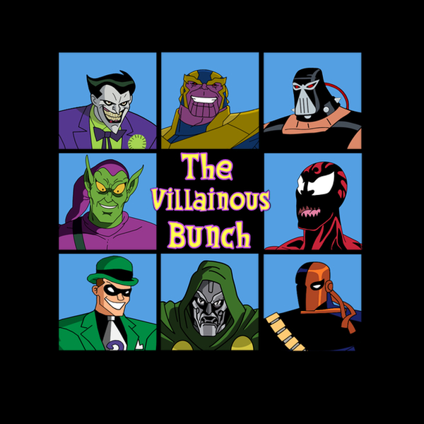NeatoShop: The Villainous Bunch