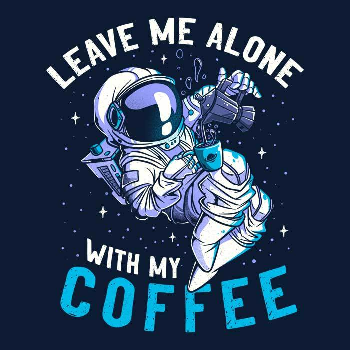 Once Upon a Tee: With My Coffee