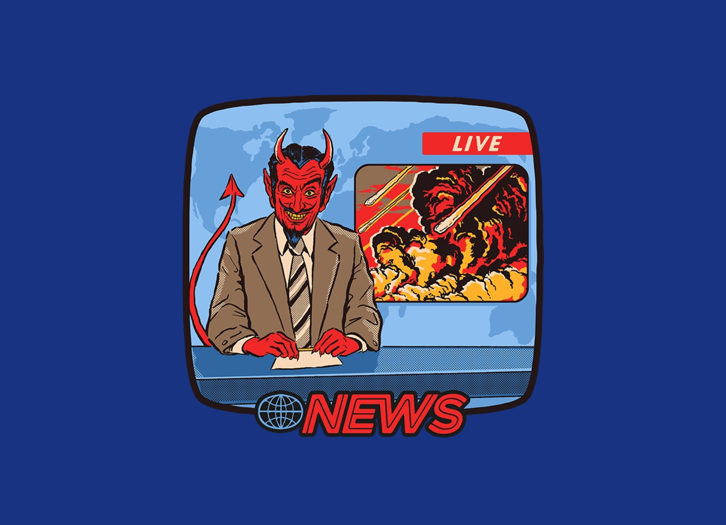 Threadless: Breaking News