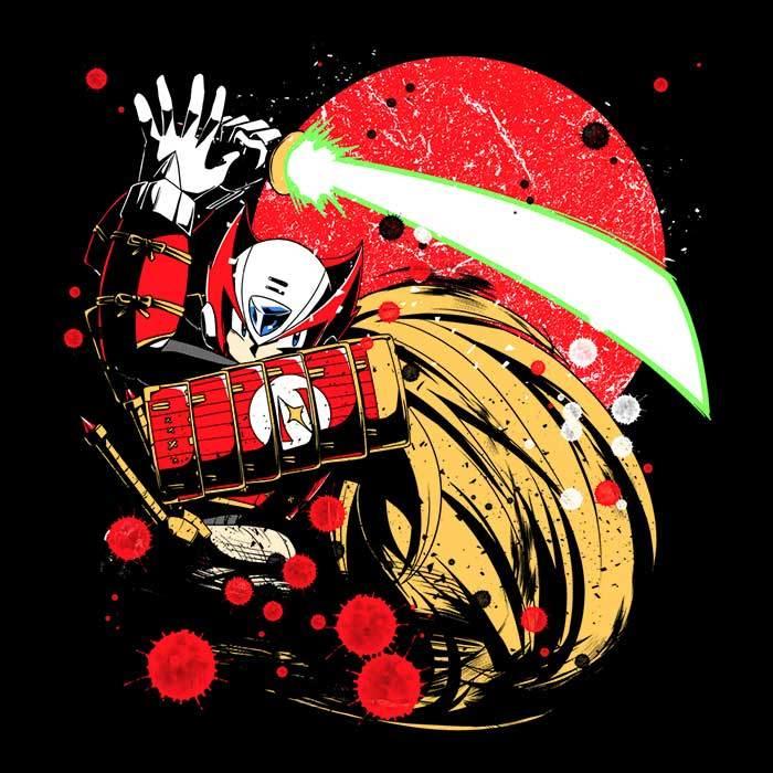 Once Upon a Tee: Zero Samurai