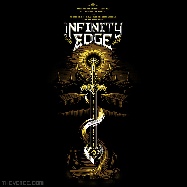 The Yetee: Infinity Edge