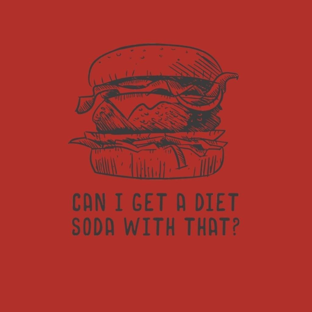 BustedTees: Diet Soda