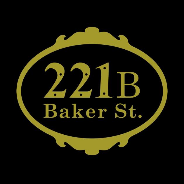 TeeTee: 221B Baker Street
