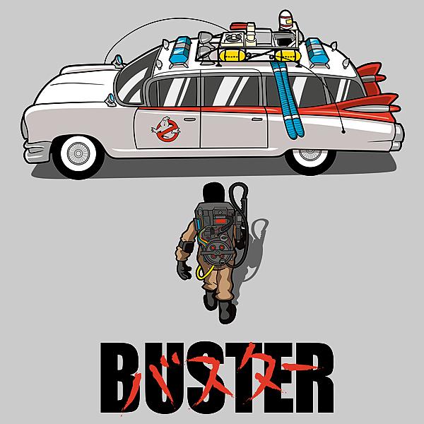 NeatoShop: Akira Buster