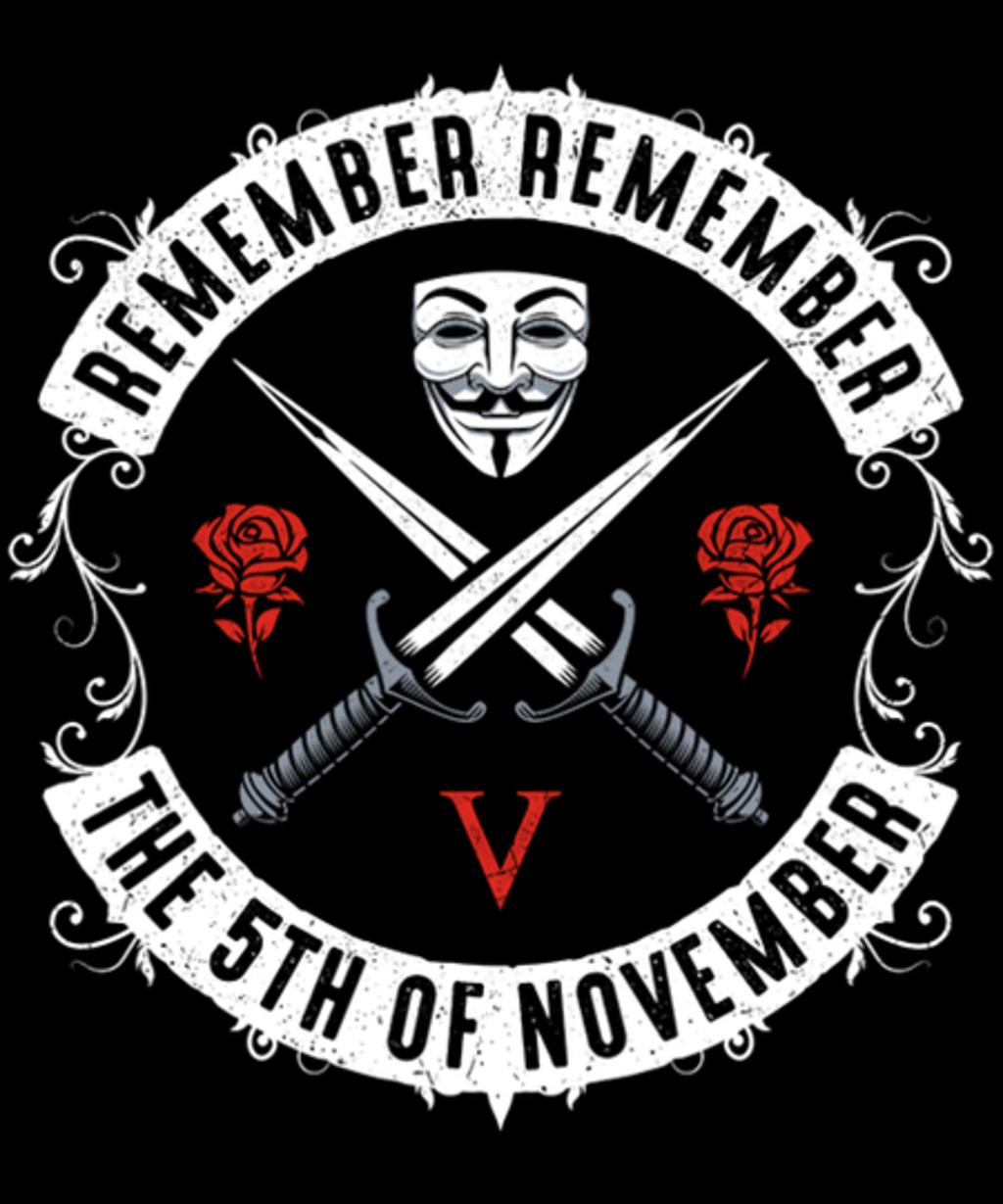 Qwertee: November V