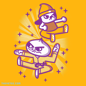 The Yetee: Karate Masters