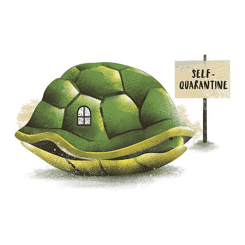 Pampling: Self-Quarantine