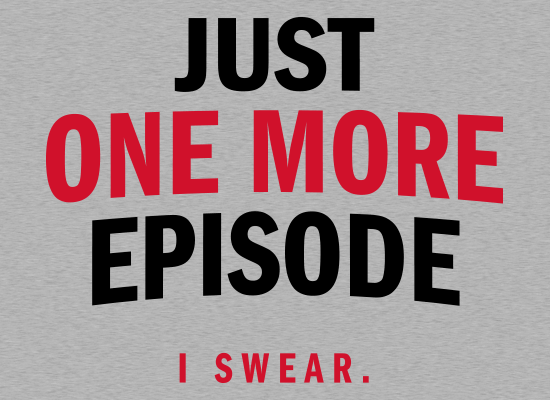 SnorgTees: Just One More Episode
