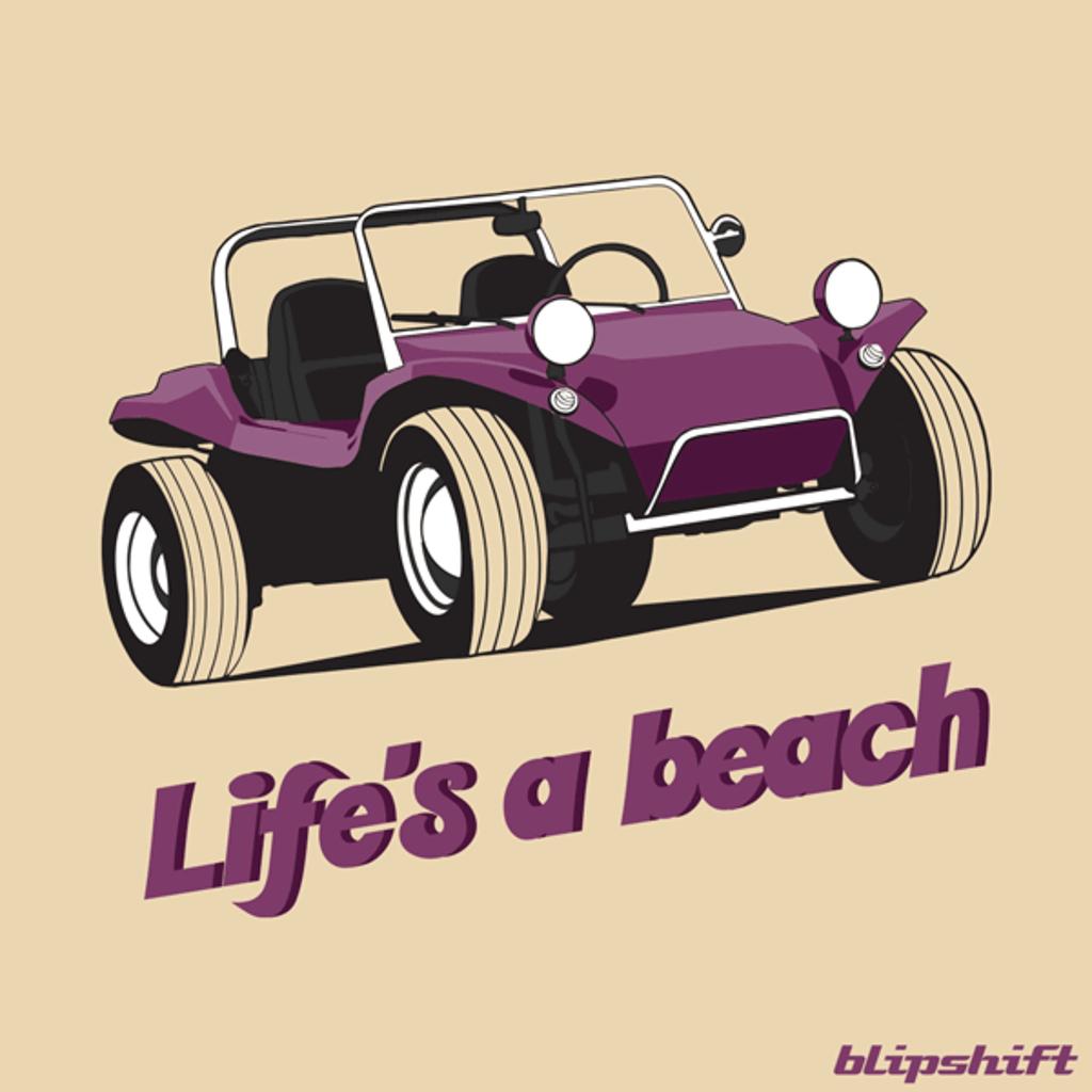 blipshift: Life's A Beach