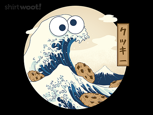 Woot!: Cookiegawa Wave