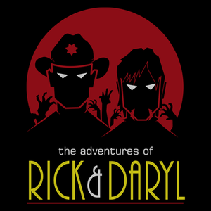 Pop-Up Tee: The Adventures of Rick and Daryl