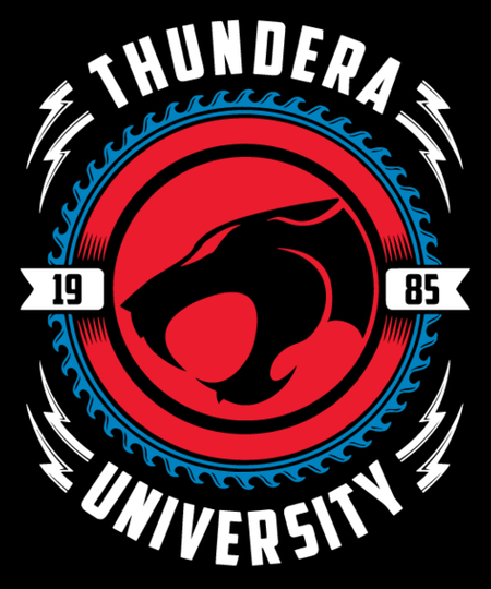 Qwertee: Alien Cats University