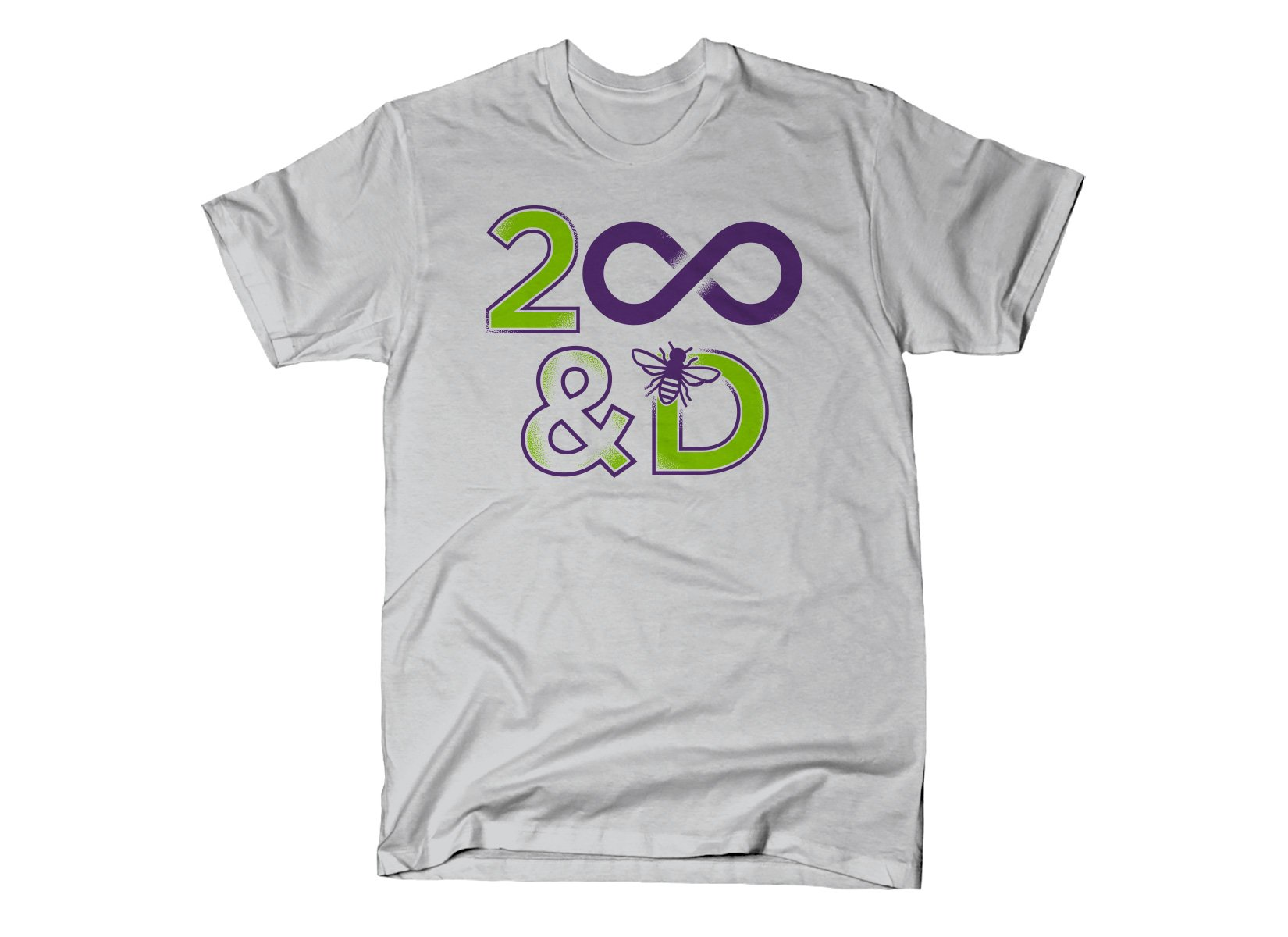 SnorgTees: 2 Infinity And B On D