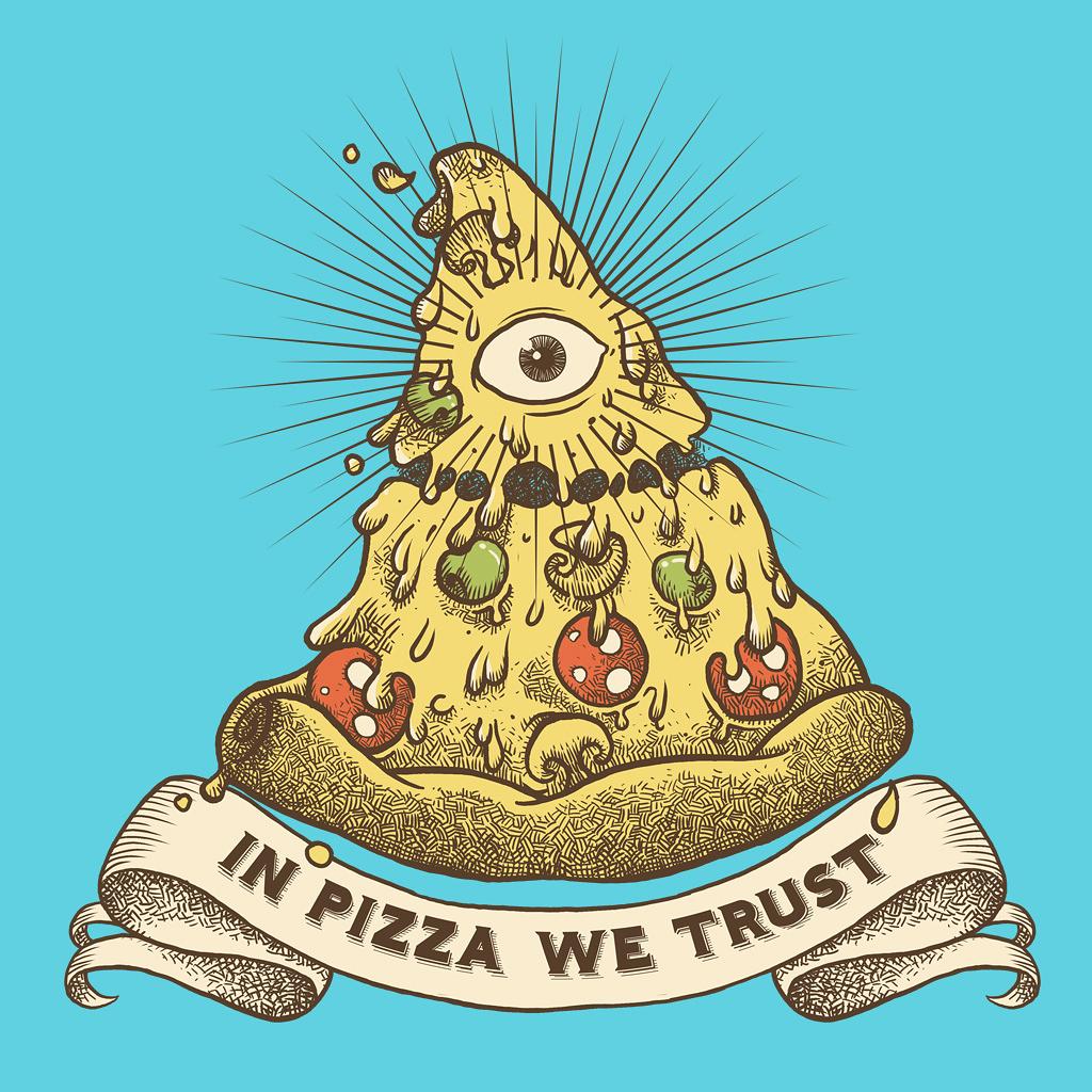 TeeTee: In Pizza we trust