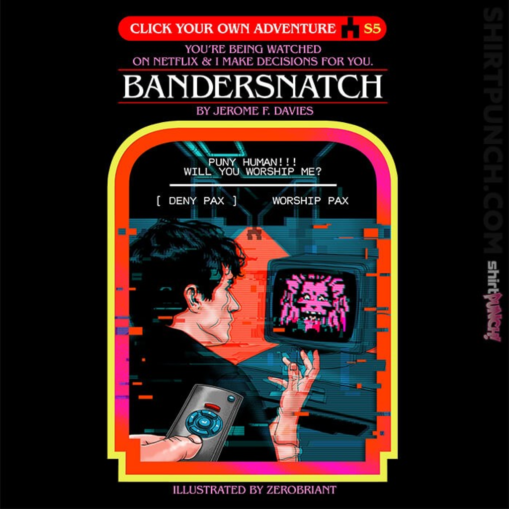 ShirtPunch: Click Your Own Adventure