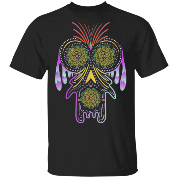 Pop-Up Tee: Psychedelic Monster