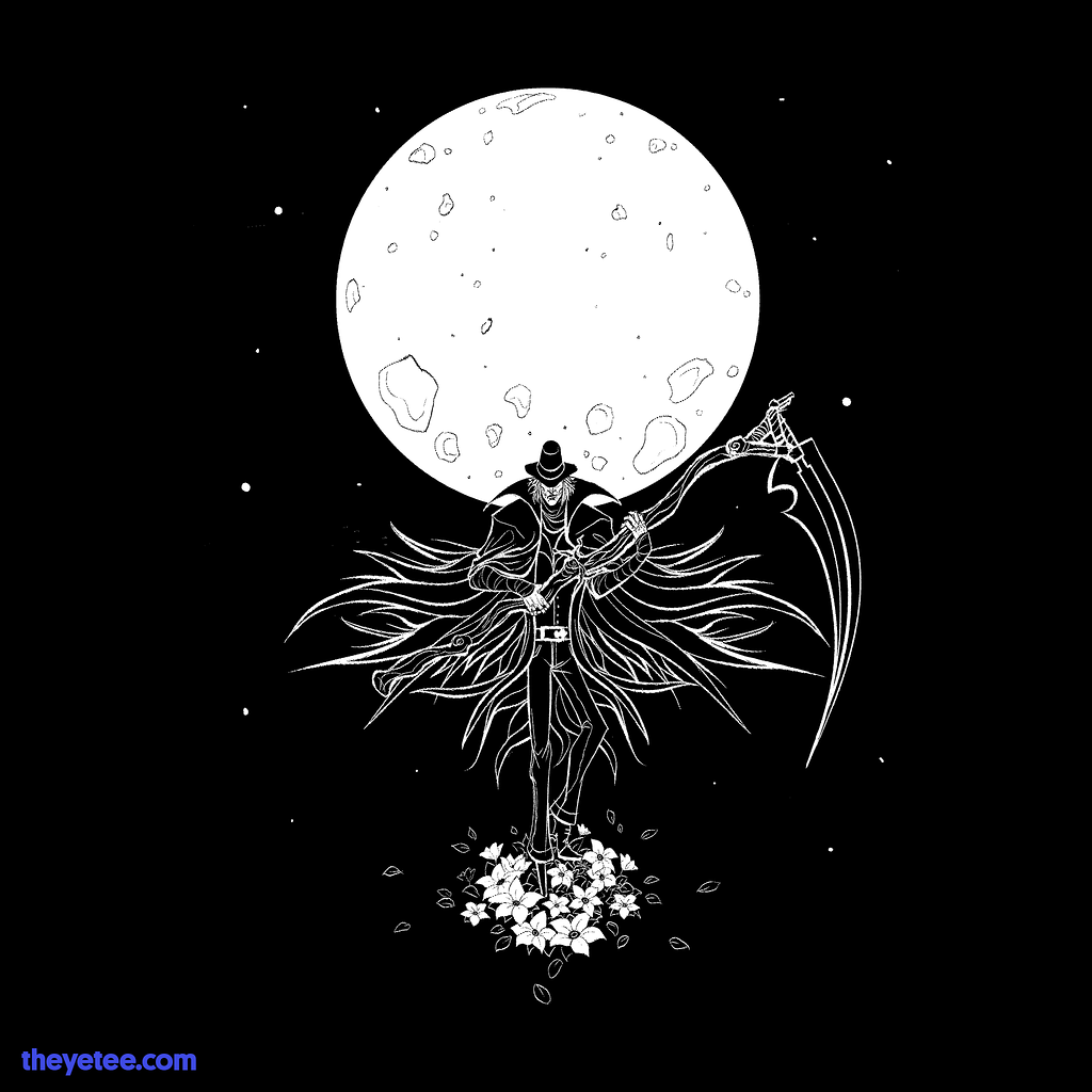 The Yetee: Gehrman and the Moon Presence