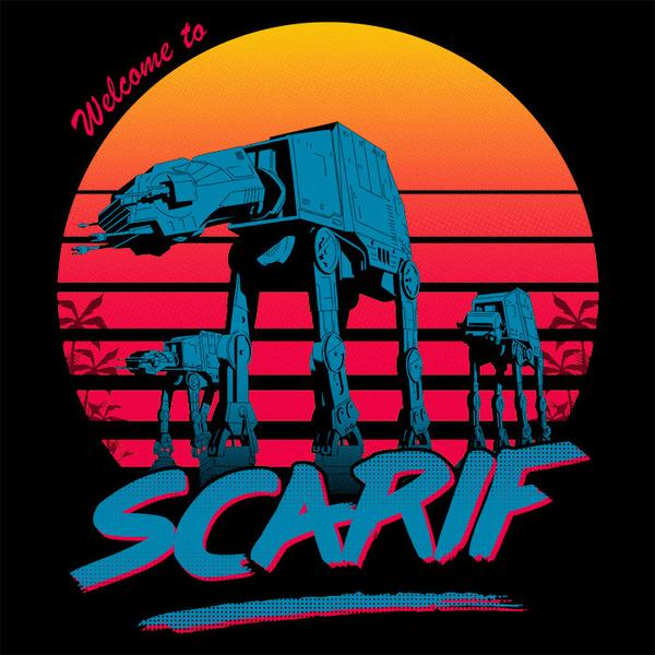 Tee11: Welcome To Scarif