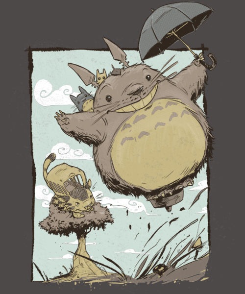 Qwertee: Up, Up and Away