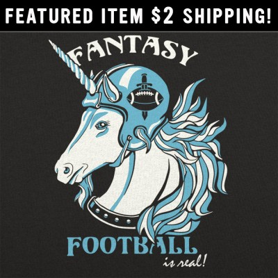 6 Dollar Shirts: Fantasy Football Is Real