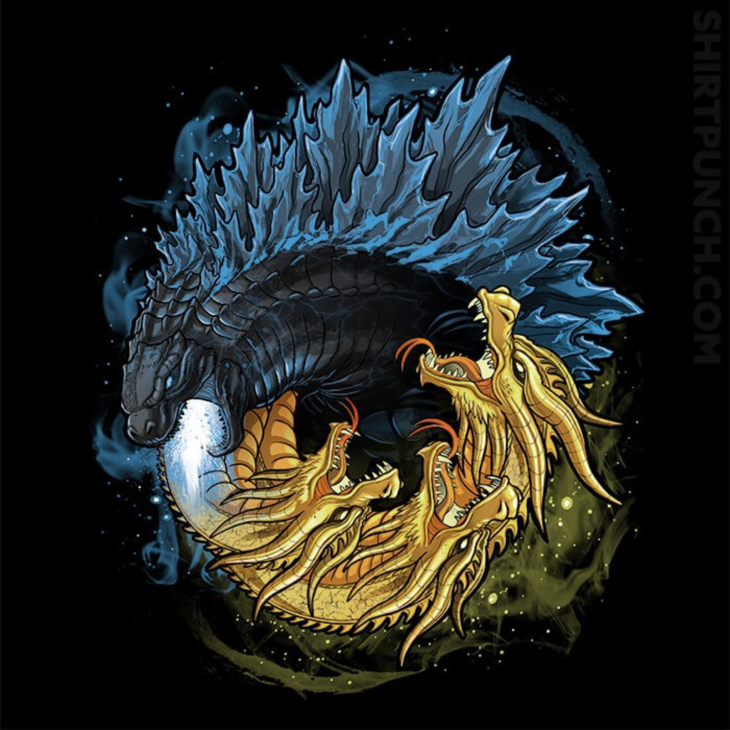 ShirtPunch: King Of The Monsters