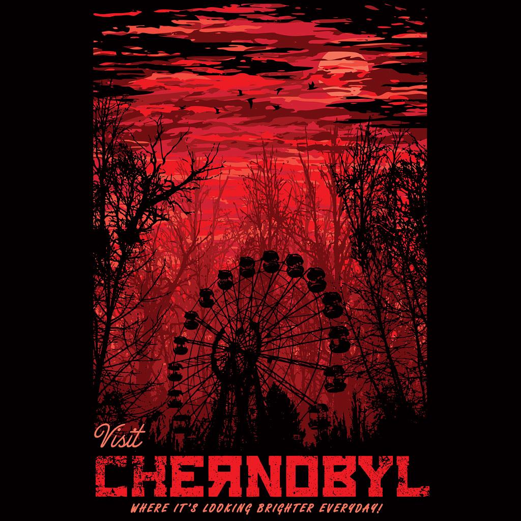 TeeTee: Visit Chernobyl