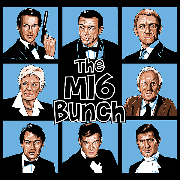 NeatoShop: The MI6 Bunch