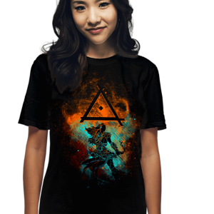 ShirtPunch: Aloy Art
