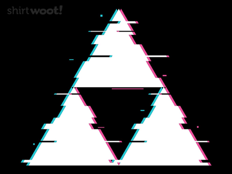 Woot!: Glitch Triforce