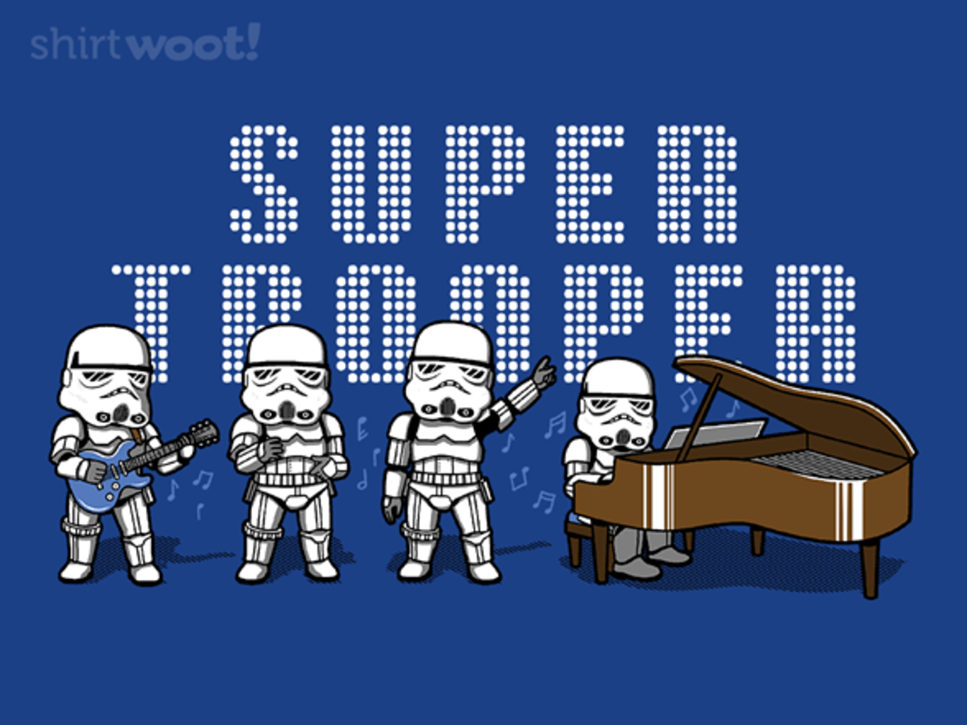 Woot!: Supertrooper