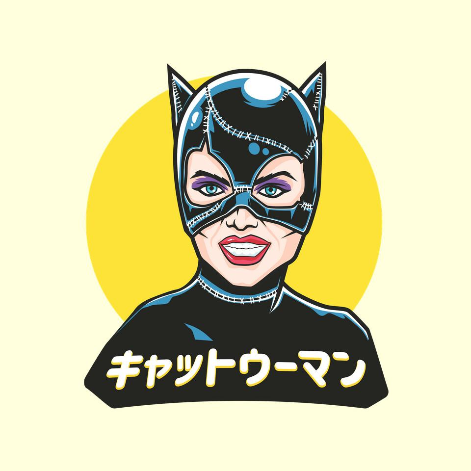 TeeFury: Meow Woman