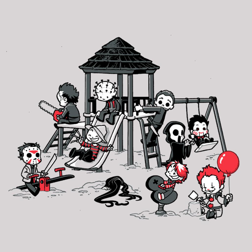 Pampling: Horror Park
