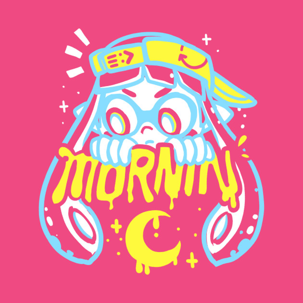 TeePublic: Mornin'