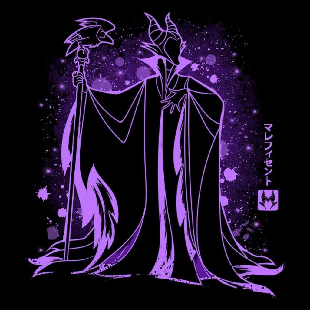 Once Upon a Tee: The Evil Fairy