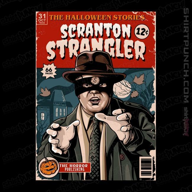 ShirtPunch: Scranton Strangler