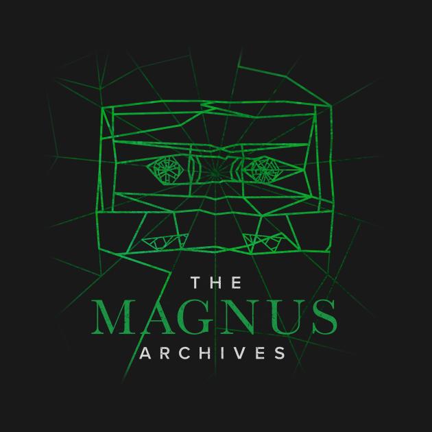 TeePublic: The Magnus Archives - S5 Logo (Transparent)