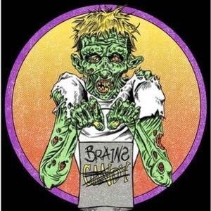 Shirt Battle: ZOMBIE BRAINS