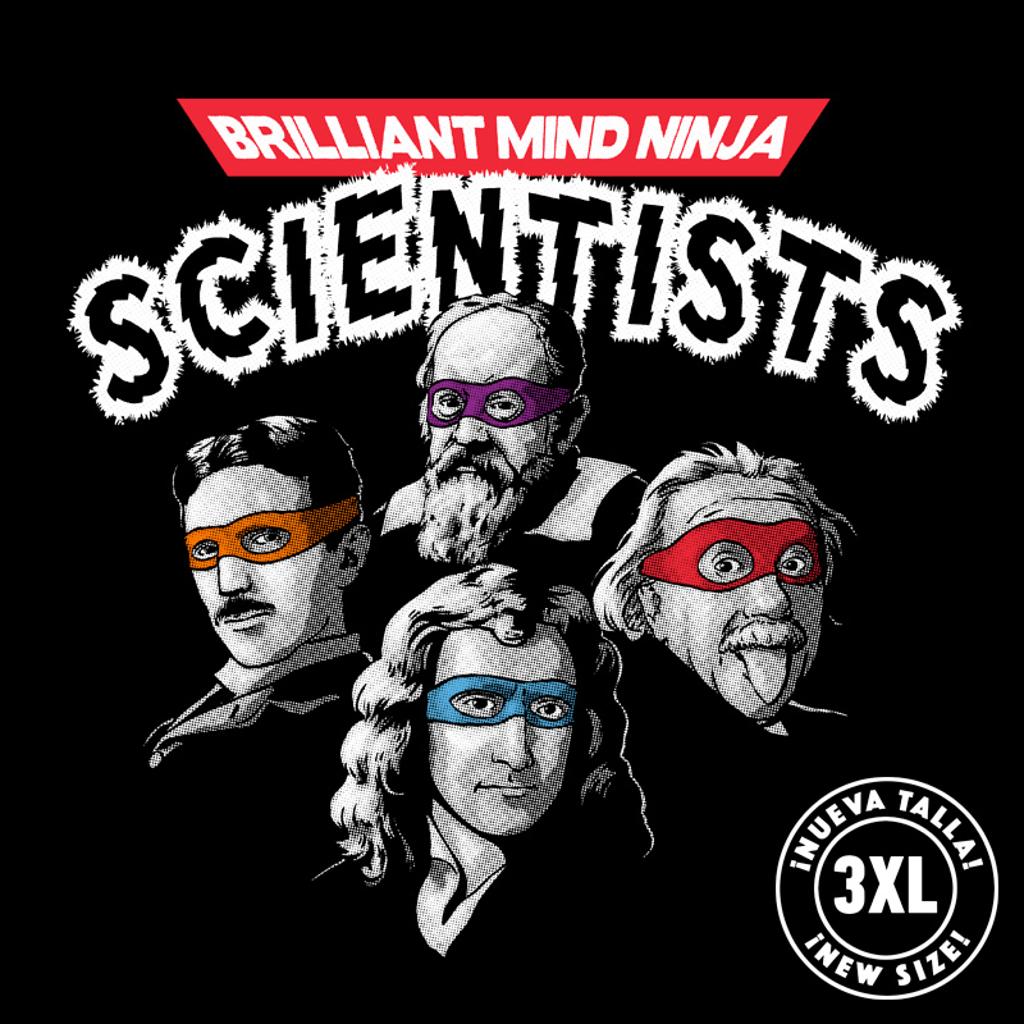 Pampling: Brilliant Mind Ninja Scientists